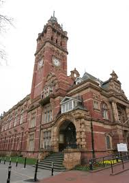Newham Town Hall in East Ham