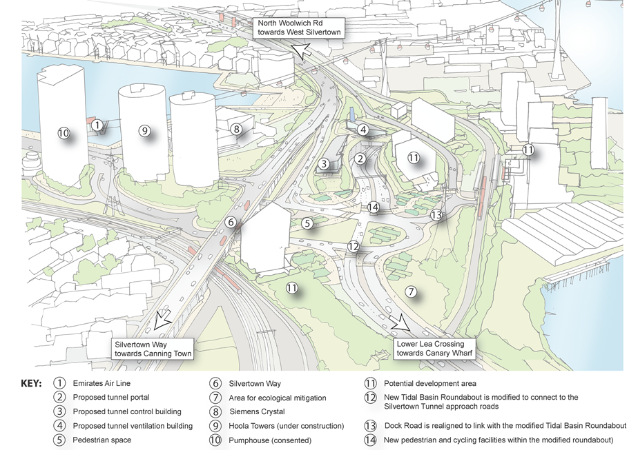 changes-to-the-road-network-in-the-royal-docks-area
